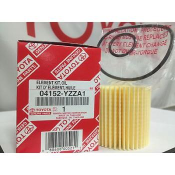 Фильтр масляный Toyota 04152-YZZA1